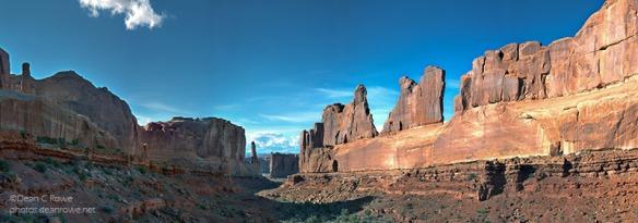 arches national park canyonlands national utah park avenue
